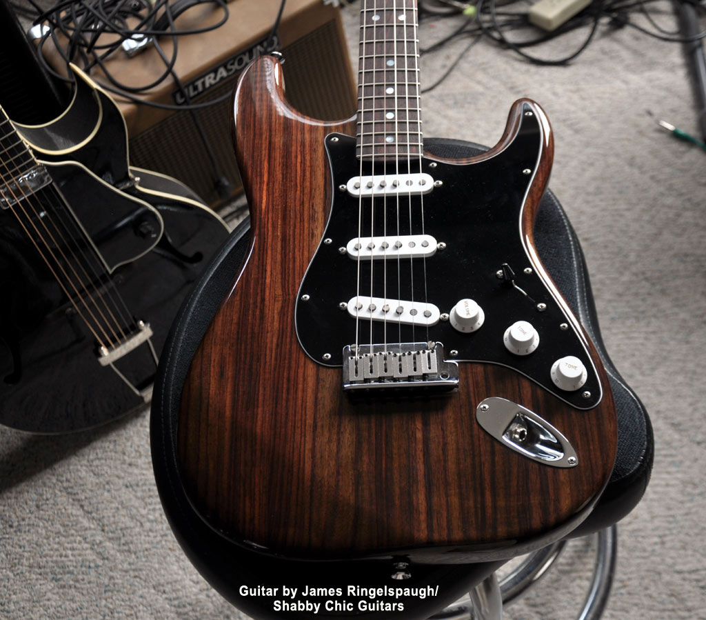 2 piece indian rosewood electric guitar or bass body blank irb56a ebay. Black Bedroom Furniture Sets. Home Design Ideas